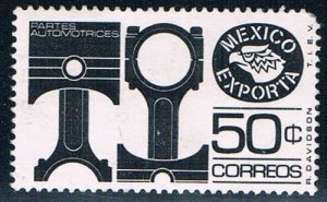 Mexico Piston 50 - pickastamp (MP6R603)