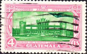 Guatemala #C103   Used