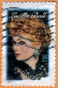 Scott 3523 Lucille Ball - used
