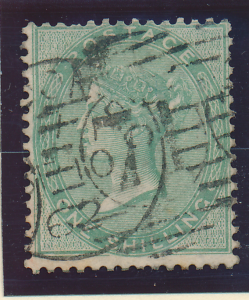 Great Britain Stamp Scott #28, Used, Has Part Gum - Free U.S. Shipping, Free ...