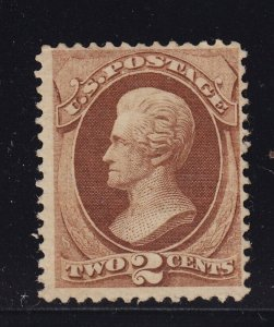 135 F-VF unused ( mint no gum ) with nice color cv $ 360 ! see pic !