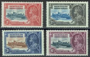 BECHUANALAND 1935 KGV SILVER JUBILEE SET