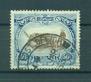 Malaya - Kedah sc# 41 used cat value $21.00