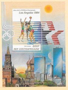 CENTRAL AFRICAN REPUBLIC Sc#C271 Souvenir Sheet MINT NEVER HINGED