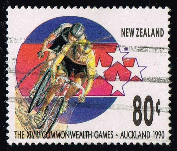 New Zealand #975 Commonwealth Games; Used (0.95)