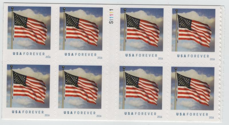 5054b U.S. Flag S11111 from CB20