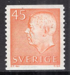 Sweden 650 MNH VF