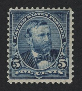 United States MINT Scott Number 281  MNH  F-VF  -  BARNEYS