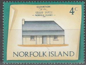 Norfolk Island #159 MNH