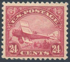 US Scott #C6 Mint, VF, HR