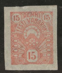 Estonia Scott 31 MH* from 1919-1920 set