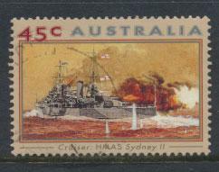 Australia SG 1397  Used  -Naval Vessels