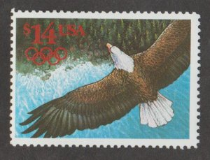 U.S. Scott #2542 Eagle Stamp - Mint NH Single