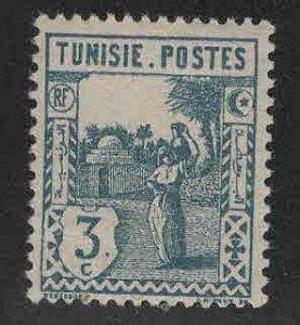 Tunis Tunisia Scott 76 MH* expect similar centering