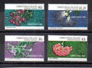 Christmas Island 294-297 MNH