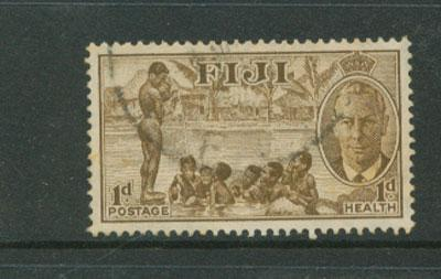 Fiji  SG 276   Very Fine Used
