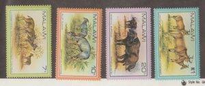 Malawi Scott #378-381 Stamps - Mint NH Set