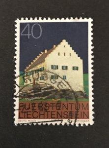 Liechtenstein 1978 #641 Used SCV  $.30