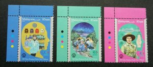 *FREE SHIP Malaysia 100 Years Girl Guides 2016 Scout Uniform (stamp color) MNH