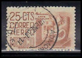 Mexico Used Very Fine ZA5570