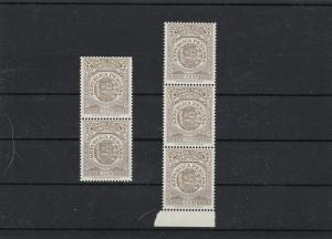 peru mint never hinged revenue stamps ref r11143