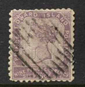 STAMP STATION PERTH  Prince Edward Island #8 QV Definitive Used CV$ 80.00