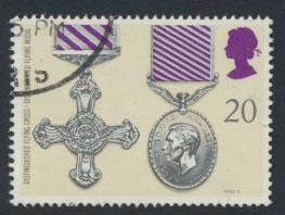 Great Britain SG 1521  Used  - Gallantry Awards / Medals