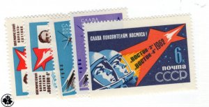 Russia Soviet Union #2627-2631 MNH - Stamp - CAT VALUE $4.20