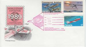 1990 Snowbirds Stockton CA Air Show Pictorial Artmaster