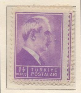 Kenya and Uganda 1922-27 Early Issue Fine Used 10c. 074339