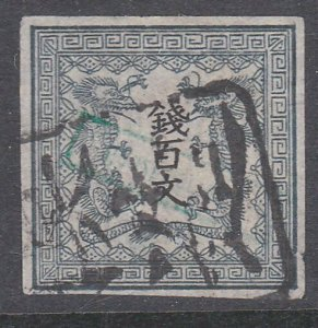 JAPAN  An old forgery of a classic stamp....................................C814