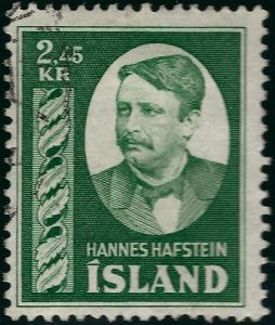 Mint Iceland #285 F- VF Mint OG H SCV$35.00...fill a Quality spot!!