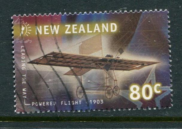 New Zealand #1623 Used - Penny Auction