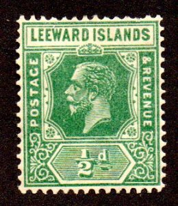 LEEWARD ISLANDS 47 MH SCV $5.50 BIN $2.75 ROYALTY