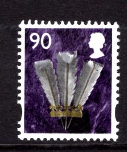 Great Britain / Wales #34 MNH as issued by Royal Mail