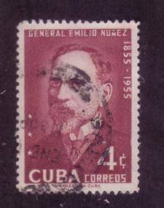 Cuba Sc. # 549 Used