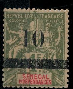 Senegal 1903 SC 56 MNH SCV $160.00
