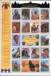 Grenada-Grenadines #2140 Millennium MNH