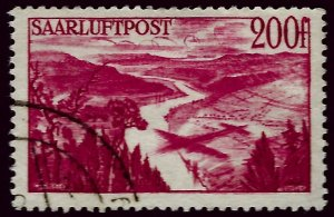 French SAAR Attractive SC C11 Used VF hr....Grab a Bargain!
