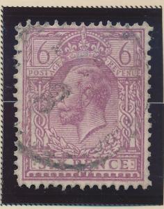 Great Britain Stamp Scott #195, Used - Free U.S. Shipping, Free Worldwide Shi...