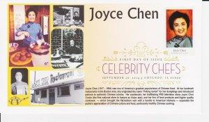 6° Cachets 4924 Celebrity Chefs Joyce Chen Chinese Cuisine DCP