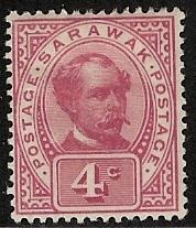 Sarawak  Used S.C. 39