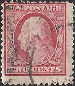 # 332 Used Carmine George Washington