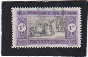 Senegal,  #   112    used