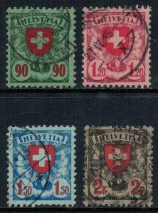 Switzerland #200-3  CV $21.25