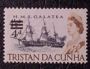 Tristan Da Cunha Scott #108 mnh