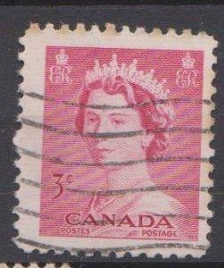 Canada Sc#327 Used