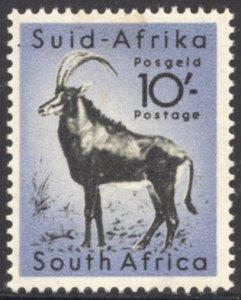South Africa, Scott #213, Unused, Hinged