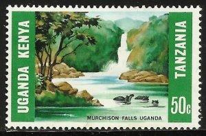 Kenya, Uganda & Tanzania 1966 Scott# 161 MH