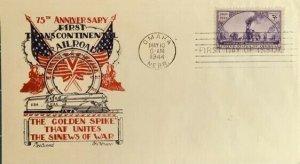 Fleetwood Dorothy Knapp 922 Transcontinental Railroad Omaha Nebraska